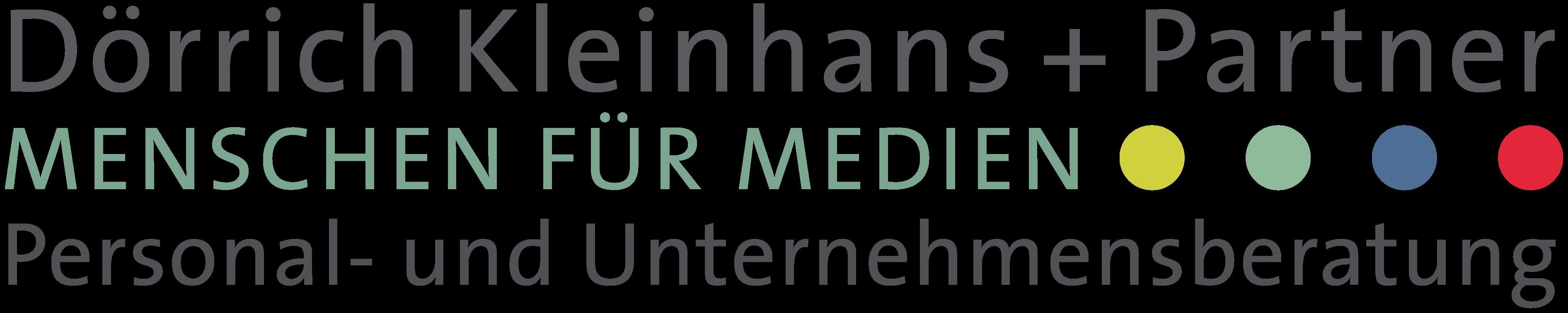 Personalberatung Menschen für Medien Logo
